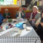 Knitting & crochet group, all welcome